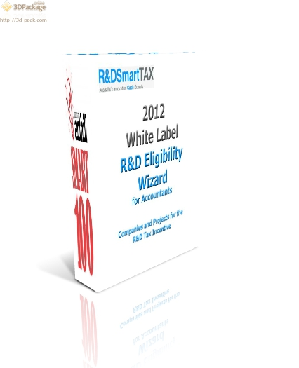 White Label R&D Eligibility Wizard for Accountants
